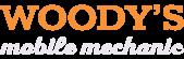 Woody's Mobile Mechanic Logo