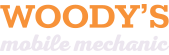 Woody's Mobile Mechanic Logo